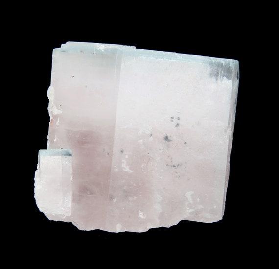 "Beryl / (var: ""Aquamarine"" & ""Morganite"") / Locality - Baha, Skardu District, Baltistan, Gilgit-Baltistan (Northern Areas), Pakistan"