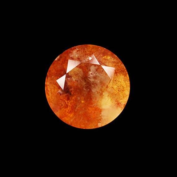 "Hyalite Opal (Opal-AN) / (""Blood Vessel Opal"") / Locality: Etienne Mine, San Luis Potosi, Mexico"