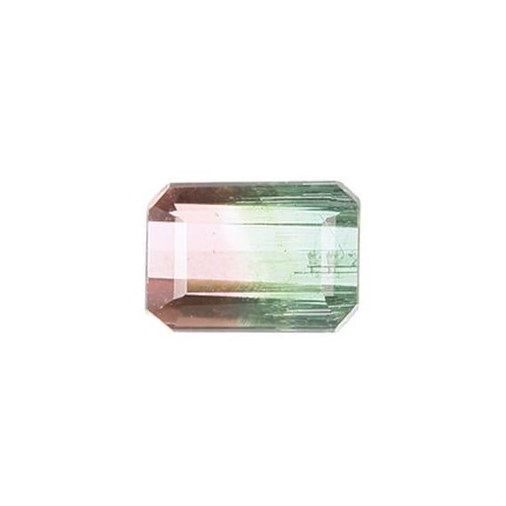 Tourmaline (Tri-color) 0.71 ct / Brazil