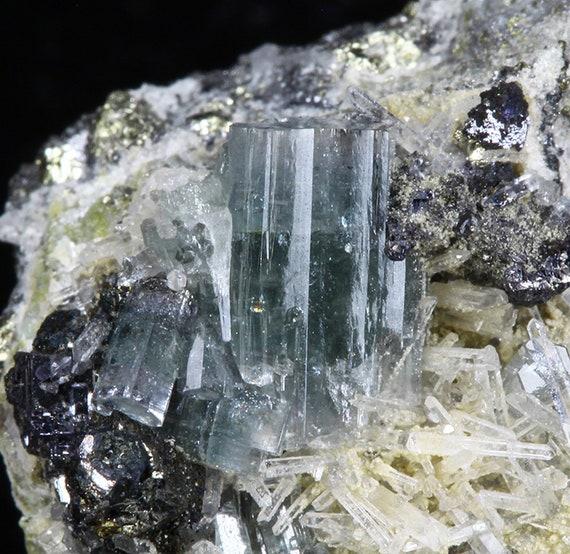 Fluorapatite / Locality - Sweet Home Mine, Mount Bross, Buckskin Gulch, Alma District, Park County, Colorado