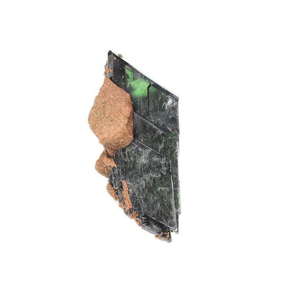 Vivianite / Locality - Tomokoni adit, Canutillos Mine, Machacamarca District (Colavi District), Potosi Department, Bolivia