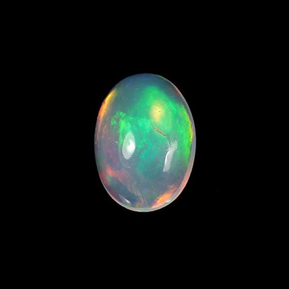 "Opal 4.41 cts (with ""Contra Luz"" Color Flash) / Ethiopia"