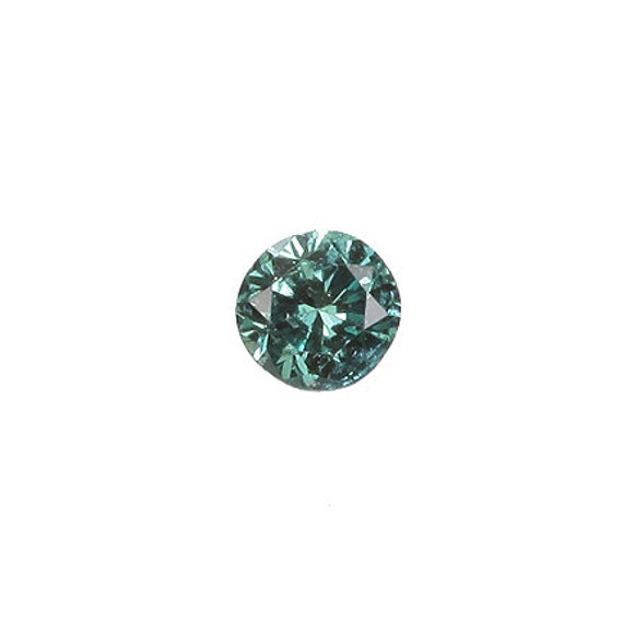 Blue Diamond 0.02 cts / Africa