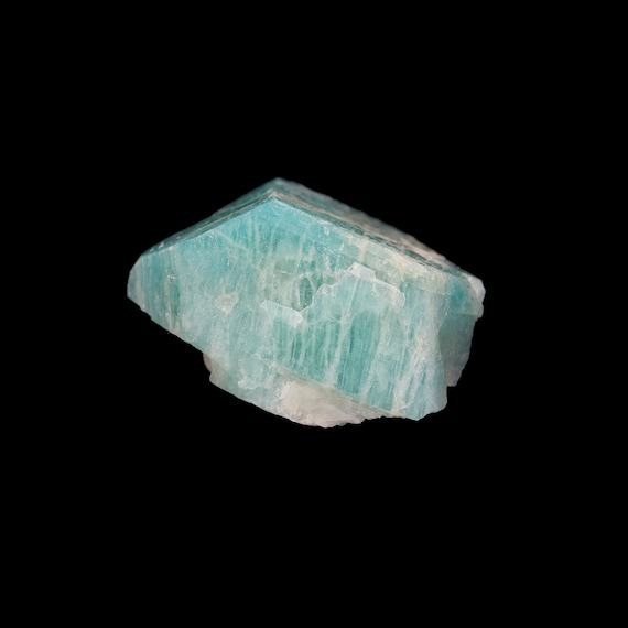 "Microcline (variety ""Amazonite"") / Locality - Lake George Area, Park County, Colorado"