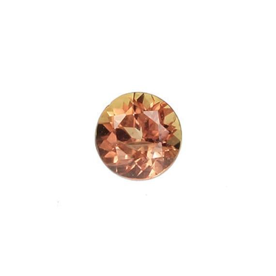 Orange Sapphire 0.27 cts / Tanzania