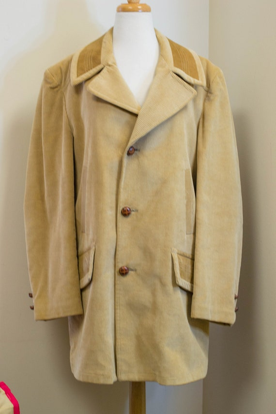 Men's Country Coat by Sears