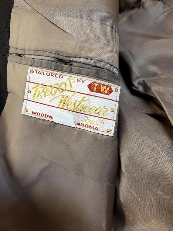 Vintage Trego's Western Wear Sportscoat - image 4