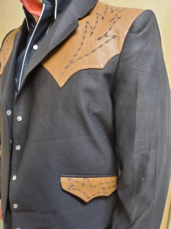 Vintage Trego's Western Wear Sportscoat - image 2