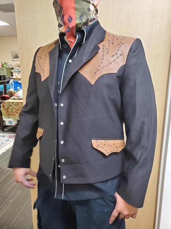 Vintage Trego's Western Wear Sportscoat - image 1