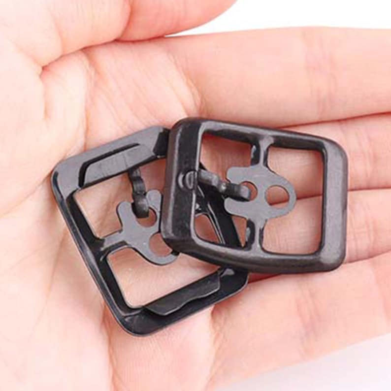 Metal Belt Buckles Bags Shoes Pin Buckle Handbag Strap Clasp DIY Leather Crafts Sewing Accessories