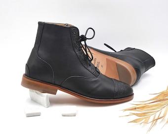 Women Swing Dance Shoes in Black