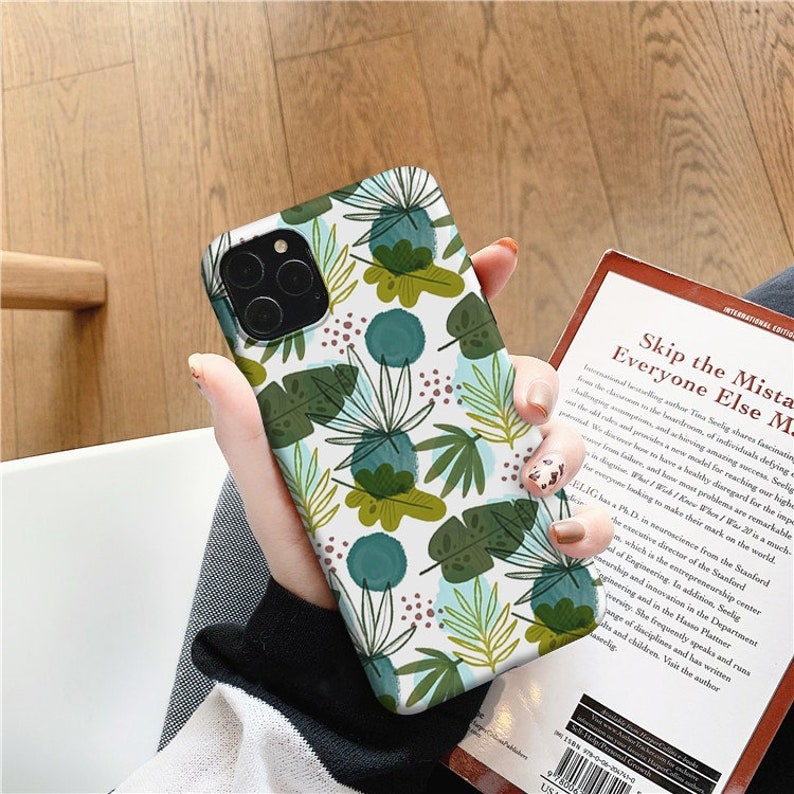 Tropical pattern case for Samsung S21 Ultra Samsung S10 Samsung S20 fe 5g Samsung Note 20 Samsung S8 Note 8 Samsung A9 Samsung Z Flip ys264