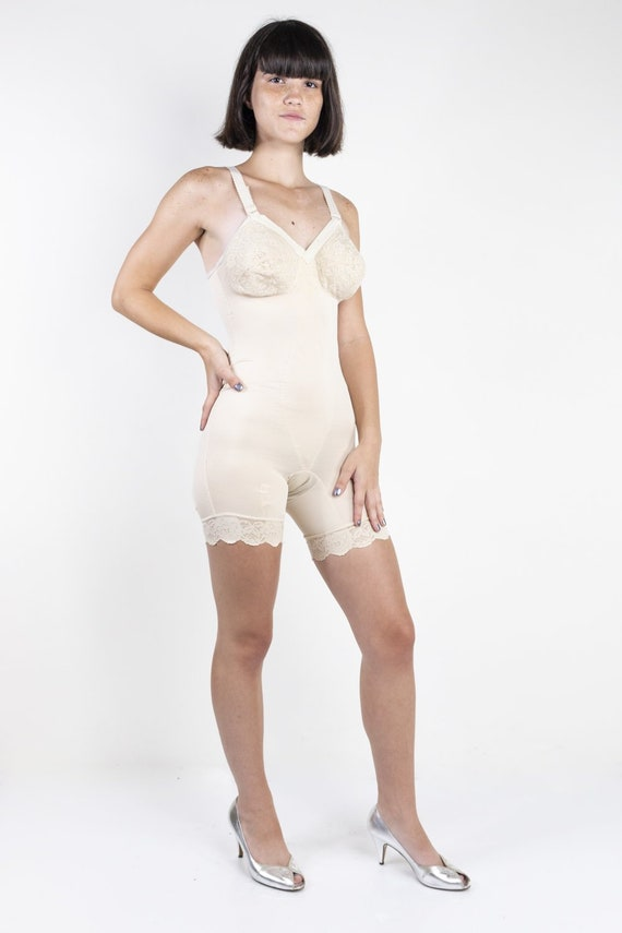 Ivory Lace Shapewear with Shorts By Willowform 196