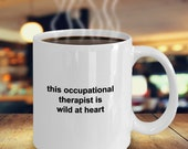 Occupational therapist mug