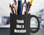 Nevadan mug birthday cup xmas present