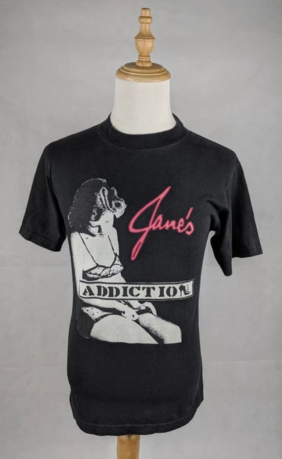 Vintage Janes Addiction Band Promo Tee Size: US M