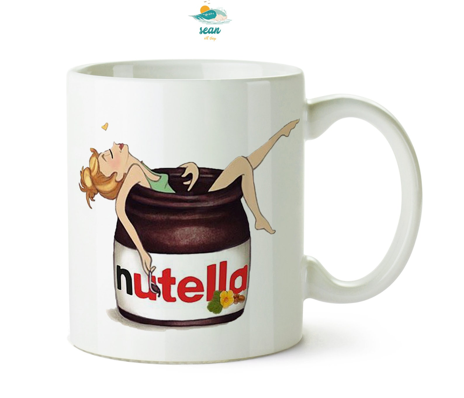 Nutella Mug