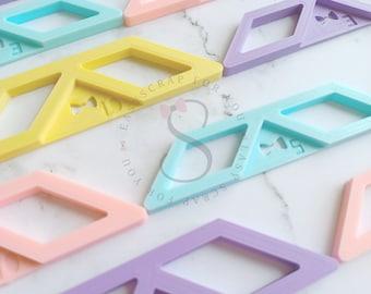 Etsy Binding tools/ Bookbinding kit/ Miter tools/ Cutter Guide/ Easy Scrapbooking tool/ Herramienta para Encuadernación/ 3d printed