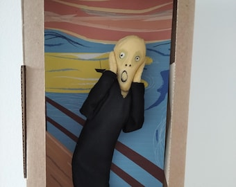 The cry of munch