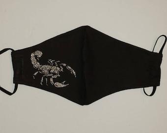 Mask 'Scorpion'