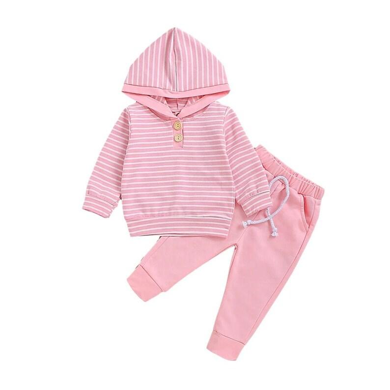 Baby Girl 2PC Matching Set