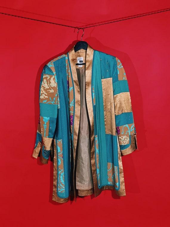 Vintage 1980's Robe - image 5
