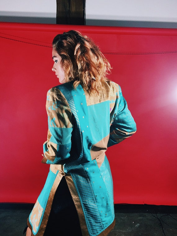 Vintage 1980's Robe - image 8