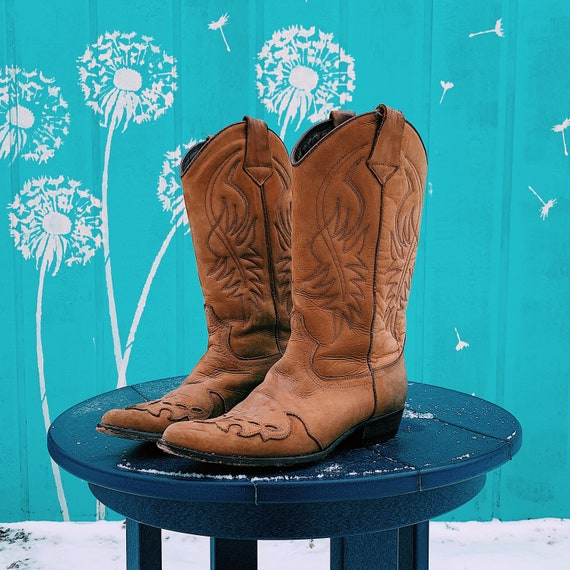 Vintage 1980's Guess Cowgirl Boots