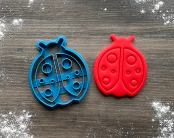 Lady-Bug Cookie Cutter
