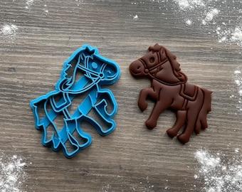 Cute Horse Cookie Cutter