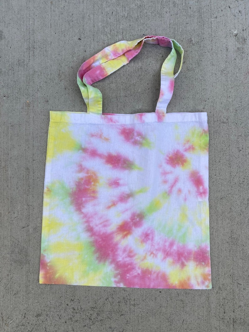 Like Tote-ly Tie Dye Tote bag spiral tie dye tote bag heart tote bag party bag tie dye party tie dye birthday