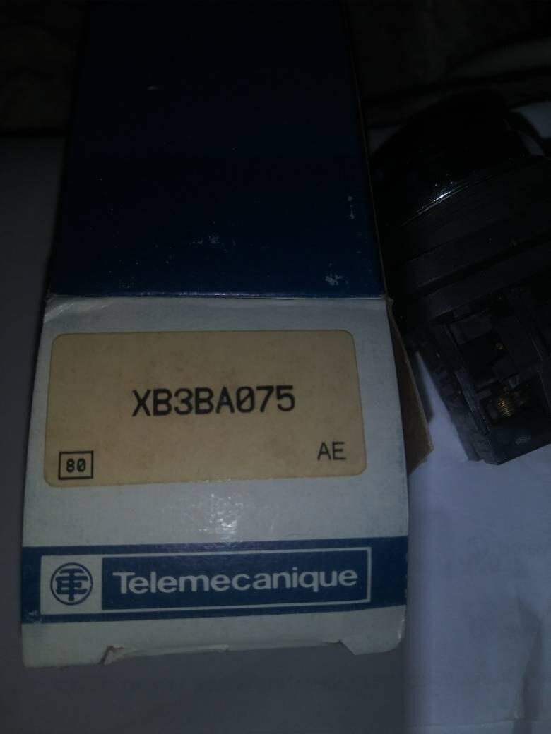 Push button switch telemecanique xb3ba075 square D 900kr1u for sale