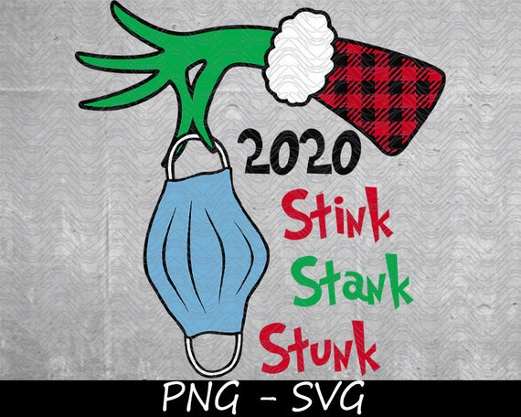 The Grinch Hand Holding Face Mask 2020 Stink Stank Stunk Etsy Grinch hand holding ornament jack skellington sweatshirt. the grinch hand holding face mask 2020 stink stank stunk quarantine christmas png grinch ornament sublimation design