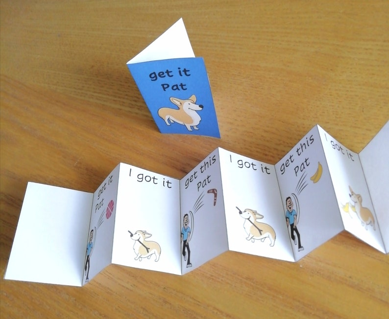 Tiny Book for Early Readers  Printable Story Book for 4-6 image 3