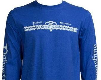 SC Carolina Palmetto Tree Original Design Bloom Short-Sleeve Unisex T-Shirt XS 4X