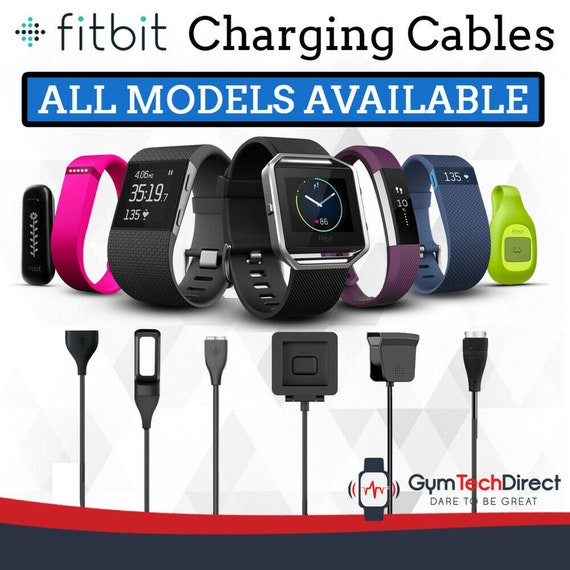 USB Charging Cable Charger Lead for Fitbit CHARGE HR Fitness Tracker Wristband