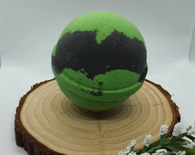 Green Envy Bath Bomb