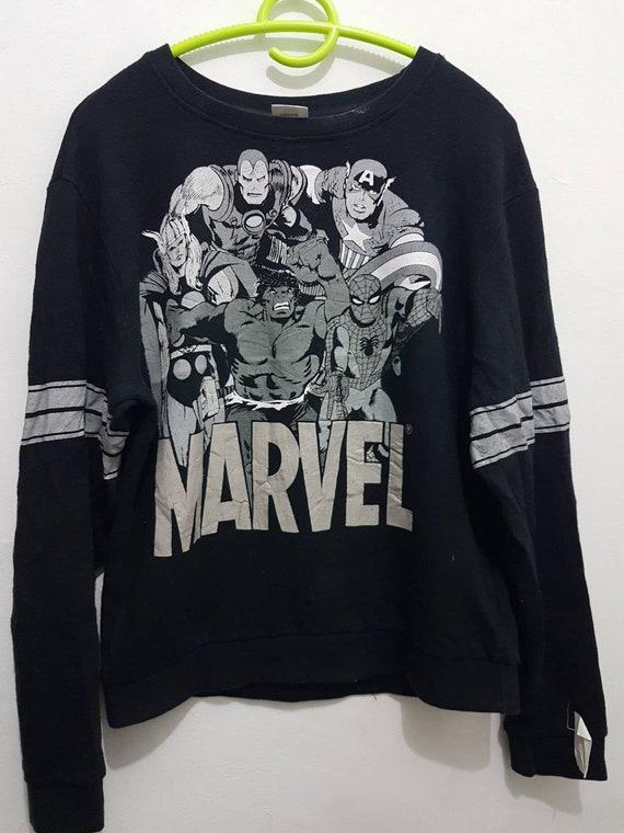 RARE! Vintage MARVEL Sweatshirt Crewneck