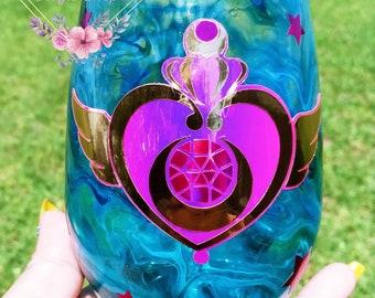 Sailor Moon Brooch Heart