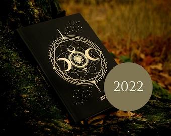 2022 COSMOPLANNER *Full Moon*   As Above So Below   Moon   Productivity planner