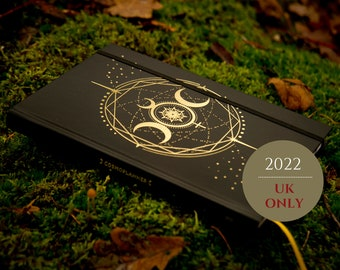 2022 COSMOPLANNER *Full Moon*   As Above So Below   Moon   Productivity planner   Uk Shipping