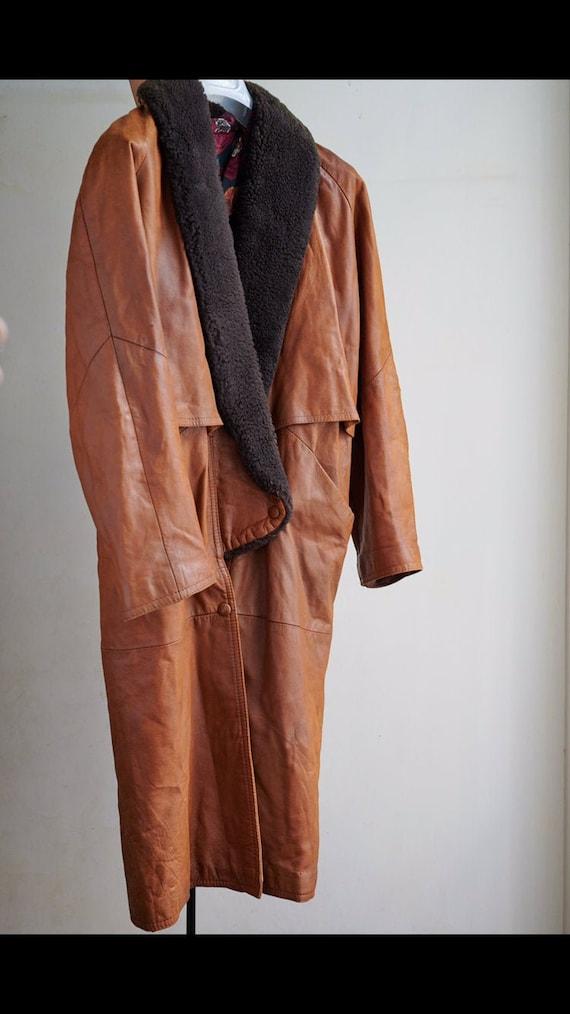 Viel  cognac leather