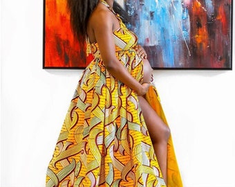 African Maternity Etsy