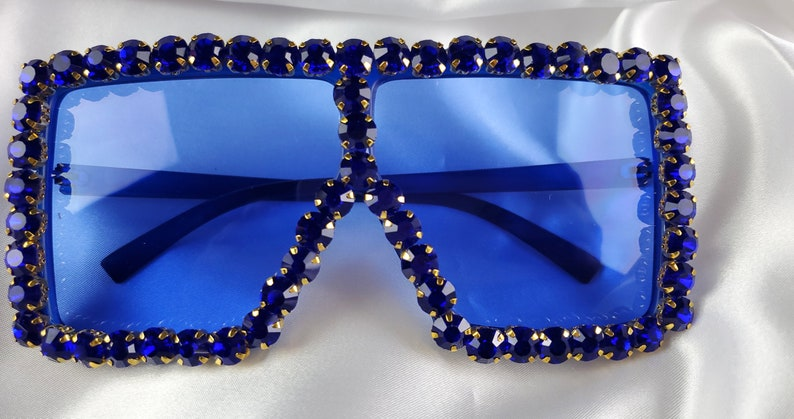 Blinged Out Sunglasses