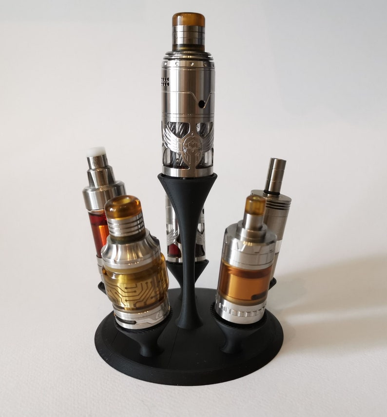 Evaporator Stand  Stand for Ecigarettes  Vape Atty Stand 3D image 0