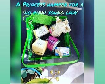 I'm not pink'Princess Hamper