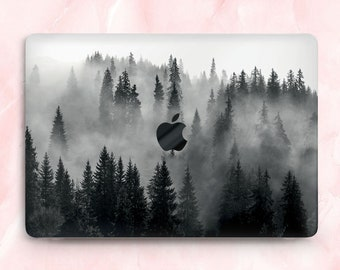 Colorado Flag Vintage Deer Forest Laptop Protective Case for MacBook Laptop Computer Hard Shell Cover New Air13// Air13// Pro13// Pro15