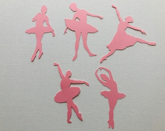Blossom Ballerina  Cutting Die For Scrapbooking And Paper Crafts Embossing DIY
