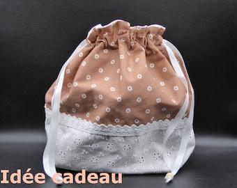 Lingerie/make-up/gift storage bag