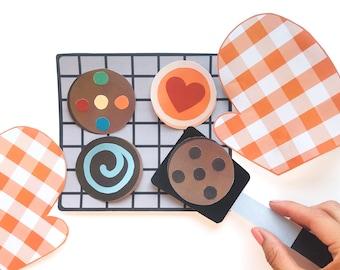 Cupcakes Paper Craft Kit